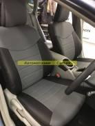 Штатные чехлы из эко кожи. Модельные Toyota Prius 30 / Приус (2009-14)