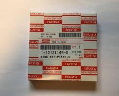 Кольца поршневые Isuzu/Hitachi/JCB/Sumitomo/CASE/XCMG 6BG1/6BG1-T ( 3.3-2.5-2.5-4мм) Original