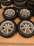 """Продам комплект колес Toyota на 17 с летней резиной. 7.0x17"""" 5x114.30 ET50 ЦО 63,0мм."""