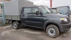 УАЗ Профи. 4WD 5 мест, 2 700куб. см., 1 500кг., 4x4