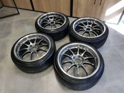 "Advan Racing RZ-DF. 9.5x19"", 5x112.00, ET32, ЦО 66,6 мм."