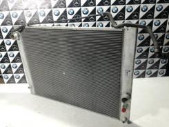 Радиатор охлаждения двигателя. BMW 5-Series, E60, E61 BMW 6-Series, E63, E64 Двигатели: N43B20OL, N52B25UL, N53B25UL, N53B30OL, N52B30