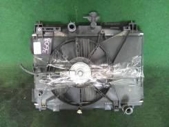 Радиатор основной MAZDA DEMIO, DE3FS, ZJVE, 023-0020936