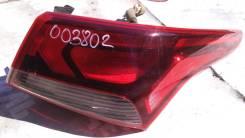Задний фонарь. Hyundai Solaris, HCR G4FC, G4LC, G4FG