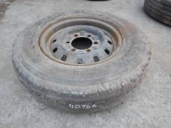 """Запаска №40766 185 R14 Bridgestone Duravis R670 8PR. x14"""" 6x140.00 ЦО 105,0мм."""
