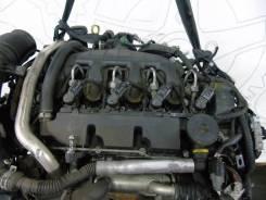 Контрактный двигатель Peugeot 307, 2 литра, дизель (RHR)