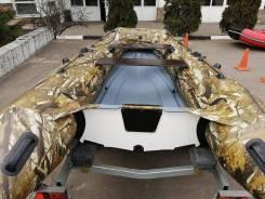Тритон. 2019 год год, длина 3,80м., двигатель подвесной. Под заказ