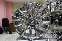 Новые диски R20 6*139,7 Prado , Hilux, , Lexus GX Графит