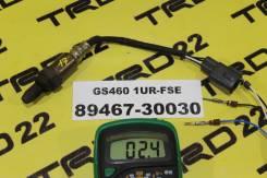 Датчик кислородный Toyota/Lexus 1UR-FSE 89467-30030, Контрактный!