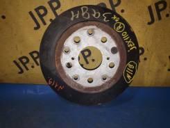 Диск тормозной задний Toyota Mark II JZX110 (без пробега по РФ)