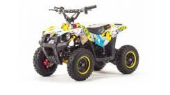 Детский электроквадроцикл MotoLand (Мотолэнд) ATV SD8 800 Вт, 2021