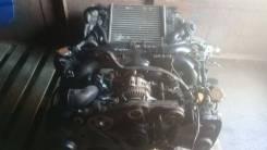 Двигатель в сборе. Subaru Legacy, BL5, BP5 Subaru Outback, BP5 Subaru Legacy B4, BL5 Двигатели: EJ20X, EJ20Y, EJ20