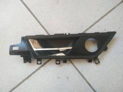 Ручка внутренняя передней левой двери Skoda Octavia A7 5JB837221