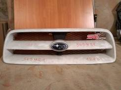 Решетка радиатора. Subaru Forester, SG, SG5, SG69, SG9, SG9L