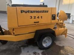Putzmeister. Путцмайстер 3241 для стяжки -пневмонагнетатель, 2 400куб. см., 100,00м.