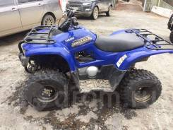 Yamaha Grizzly 300, 2012