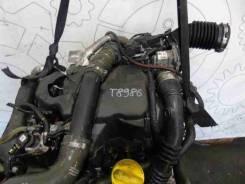 Контрактный двигатель Renault Captur 2013-2017, 1.5л дизель (K9K 608)