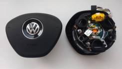 Подушка безопасности водителя. Volkswagen: Passat, Amarok, Transporter, Touran, Golf, Scirocco, Multivan, Caravelle, Tiguan, Polo, Golf Plus, Passat C...