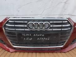 Решетка радиатора Audi A4 B9 2015+