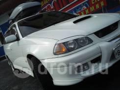 Накладка на фару. Toyota Caldina Toyota Avensis, AT220, AT220L, AT221, CDT220, CT220, ST220, ST220L 1CDFTV, 2CTE, 3SFE, 4AFE, 7AFE