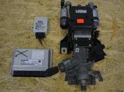 Замок зажигания, блок управления ДВС DME+EWS+ Ключ BMW X5 E53 M54B30