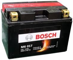 Мото аккумулятор Bosch M6 017 YTZ14S-BS YTZ12S-BS 11Ач 230А (гелевый)