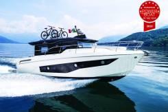 Cranchi Crossover T36 (3 каюты) - яхта года 2019