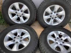 "Toyota. 7.5x17"", 6x139.70, ET25, ЦО 106,1мм."