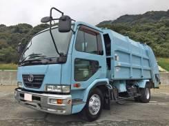 Nissan Diesel Condor. Мусоровоз Nissan Condor, 6 900куб. см. Под заказ