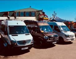 Перевозки по Заказам автобусы Mercedes Benz по Приморскому краю