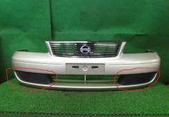 Заглушка бампера. Nissan Sunny, B15, FB15, FNB15, JB15, QB15, SB15 QG13DE, QG15DE, QG18DD, SR16VE, YD22DD