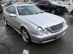Mercedes-Benz CLK-Class. W208, M112 3 2