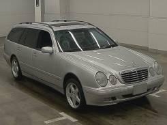 Mercedes-Benz E-Class. W210, M112 3 2