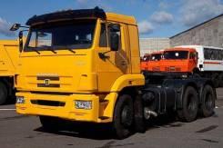 КАМАЗ 65116-6010-48 тягач Евро 5, 2019