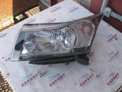 Фара. Chevrolet Cruze, J300