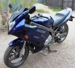 Suzuki GS 500, 2006