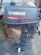 Продам лодочный мотор yamaha 5
