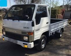 Toyota Hiace. Toyota HiAce 4WD, борт 1,5 тонны, 2 500куб. см., 1 500кг., 4x4