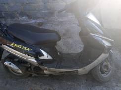 Racer Meteor, 2012