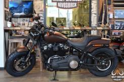 Harley-Davidson Dyna Fat Bob, 2019
