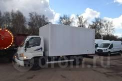 HD-65 DLX фургон изотермический сэндвич панели 60 мм (4.4*2.2*2.2)