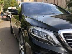 Аренда и трансферы Mercedes-Benz представительского класса: W221, W222