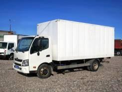 Hino. - изотермический фургон, 4 009куб. см., 4 000кг.