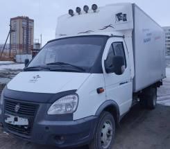 ГАЗ ГАЗель. Продается газель термобудка, 2 700куб. см., 1 500кг., 4x2