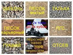 Доставка Мини - Самосвалом Сыпучих Грузов и Удобрений