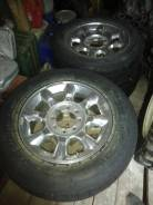 Комплект колес вместе с литьем 275/65/20