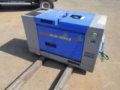 Продам дизель-генератор+ сварочный Denyo DLW-300LS 2015 год. в Находке