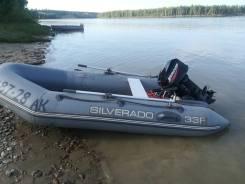 Silverado Family 33F. 2015 год, длина 3,30м., двигатель подвесной, 15,00л.с., бензин