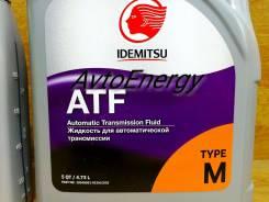 Mazda. ATF (для АКПП), синтетическое, TYPE-M3 / M5, 5,00л.