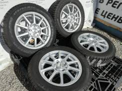 "Литые диски Smart на шинах Pirelli 175/65R14. 5.5x14"" 4x100.00 ET45"